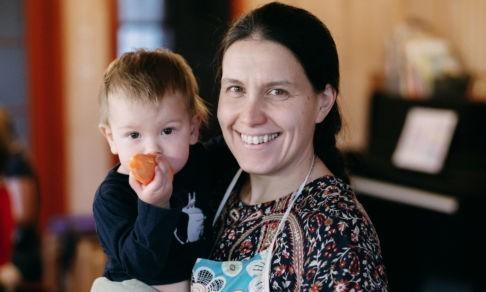 «Статусом матушки не свечу». Как жена священника стала эко-активистом и фитнес-инструктором