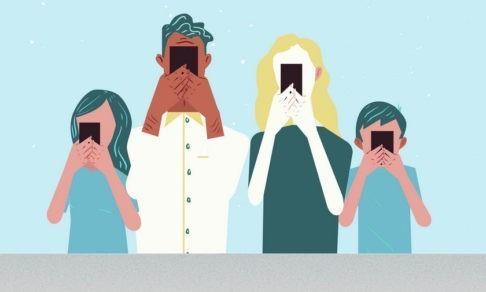 «Что они там смотрят?» В США выяснили, как подростки проводят время со смартфоном