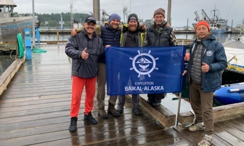 Американцы говорили: «Crazy Russians!» Как сибиряки на катамаране до Аляски ходили