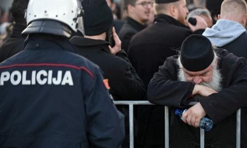 """""""Как верующий, сосед и друг"""". Почему в Черногории протестуют после принятия закона"""
