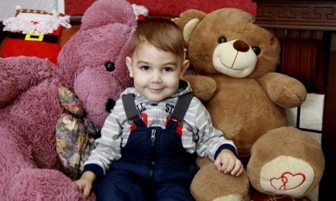«Я не могу ничего сделать, приезжай!» После удаления опухоли у Богдана приступы с потерей сознания