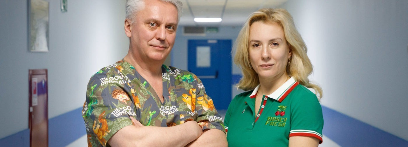 Трансплантологи Михаил Каабак и Надежда Бабенко: «Мы владеем парой заклинаний»
