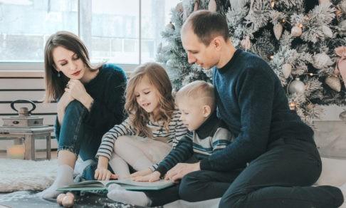 Семья требует оливье и хорошее настроение. Как встретить Новый год, провести каникулы и не устать от отдыха