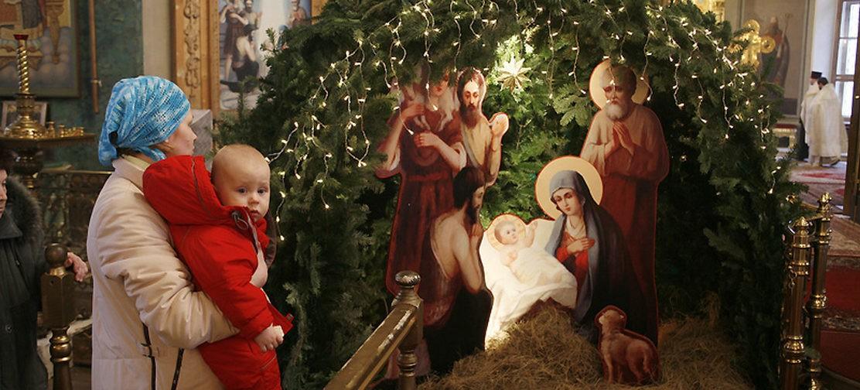 Вестник Рождества № 12. Апология вертепа