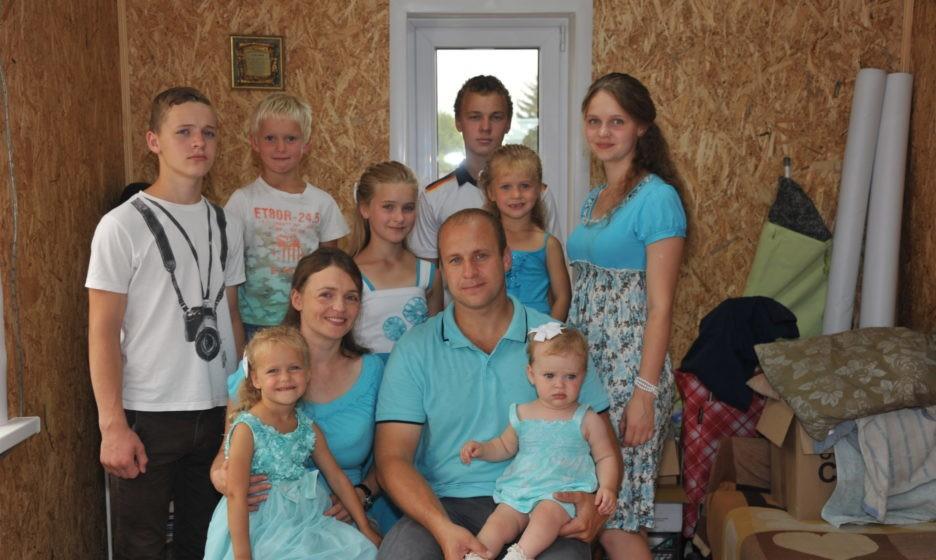 стене при новости многодетная семья в с семкино фото находясь состоянии алкогольного