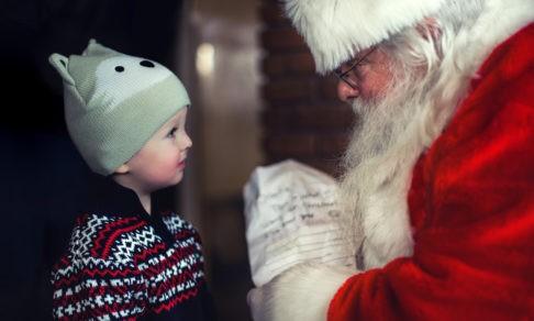 «Дедушка Мороз, мне очень хочется покреститься». История одного новогоднего письма