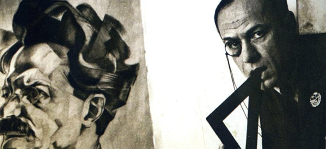 «Революция за дверью». Почему нужно идти на выставку Юрия Анненкова в Москве