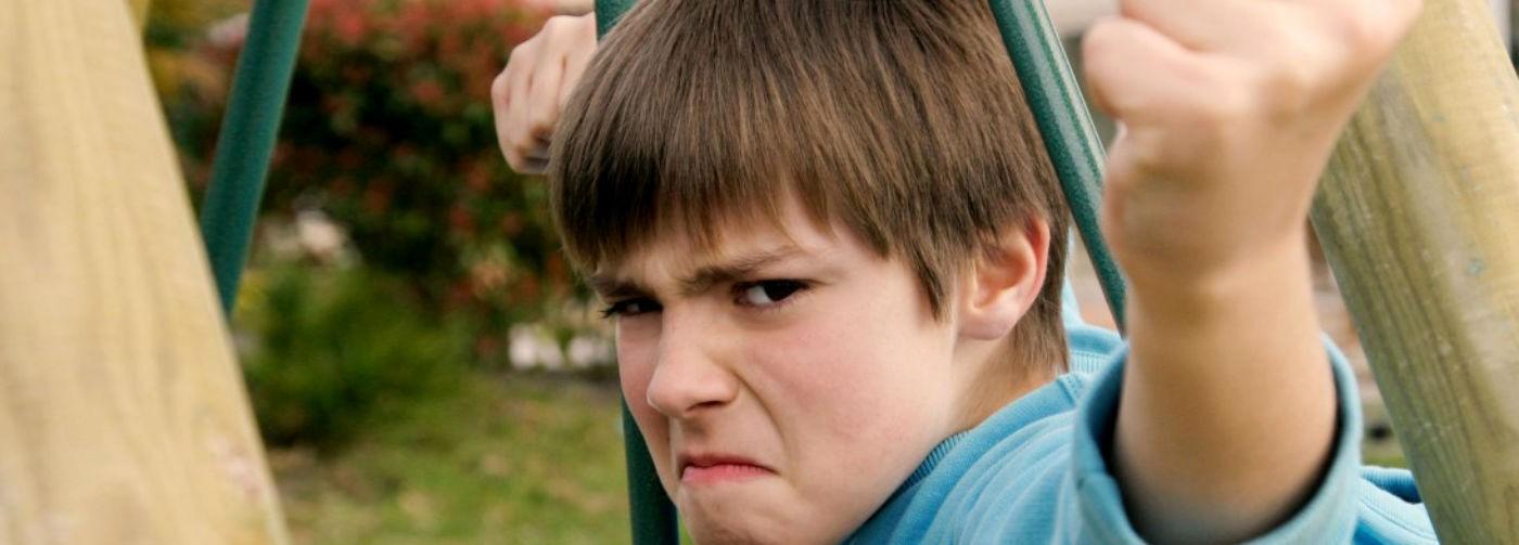 Толкнул одноклассника с ДЦП и сломал ему копчик. Школьник бьет других три года – но с ним можно только поговорить
