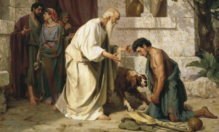 Бог стоит на пороге дома и встречает Свое бестолковое чадо. Что значит – прийти в себя?