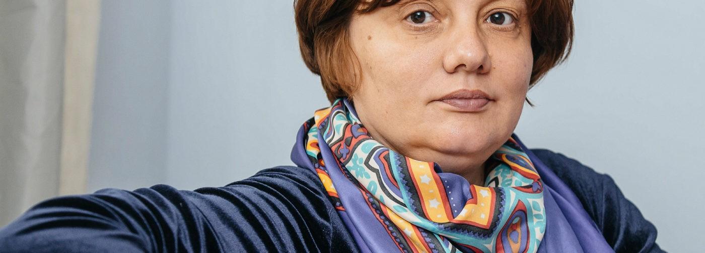 «Сокращения будут точно». Алена Владимирская — о том, как не остаться без работы в кризис