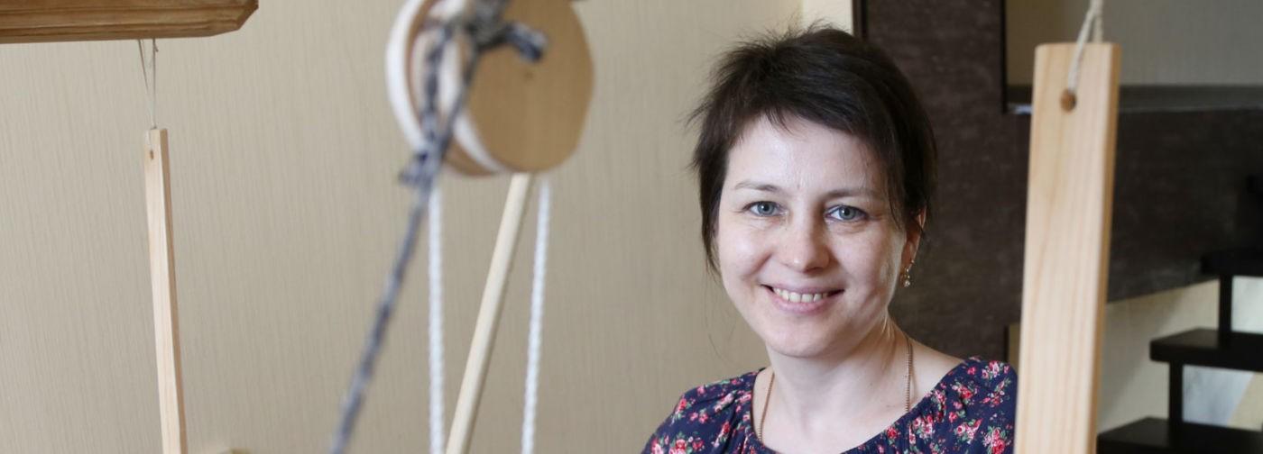 «Подполковник ты или нет? Вставай и иди!» Как Елена Богданова пережила рак и стала ткачихой