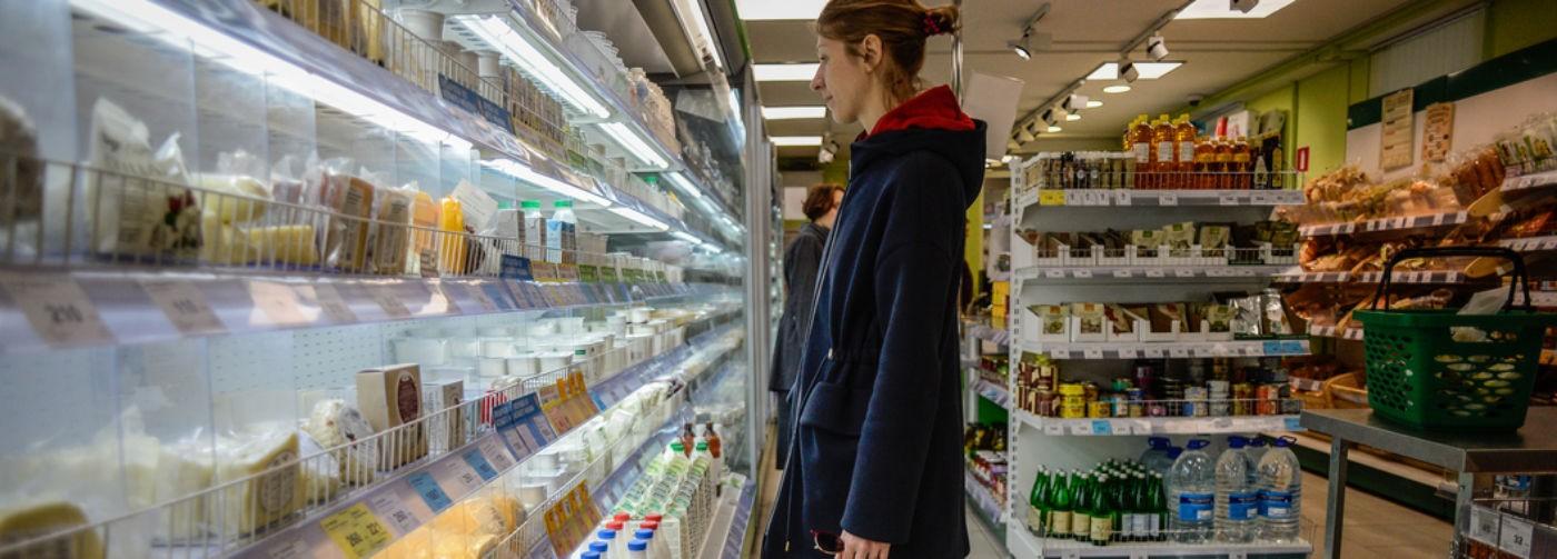«Хватит ли нам продуктов, если закроют границы?» Кто и как контролирует поставки во время эпидемии