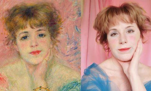 «Опять двойка», «Царевна-Лебедь» и «Неизвестная». Что люди сделали со знаменитыми картинами в самоизоляции