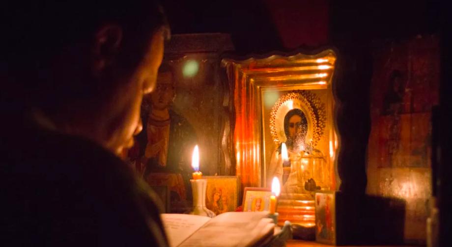 Великий Понедельник. Как помолиться дома