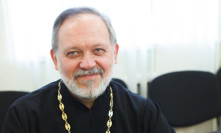 Священник Александр Дьяченко: Друзья мои, не надо унывать. Это не беда!