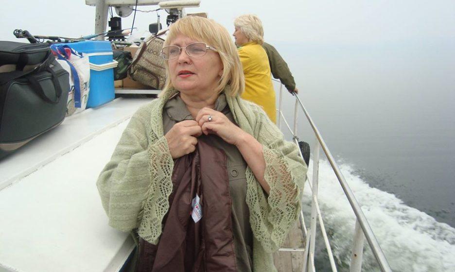 Любовь Карнаухова. Последняя поездка по Ангаре