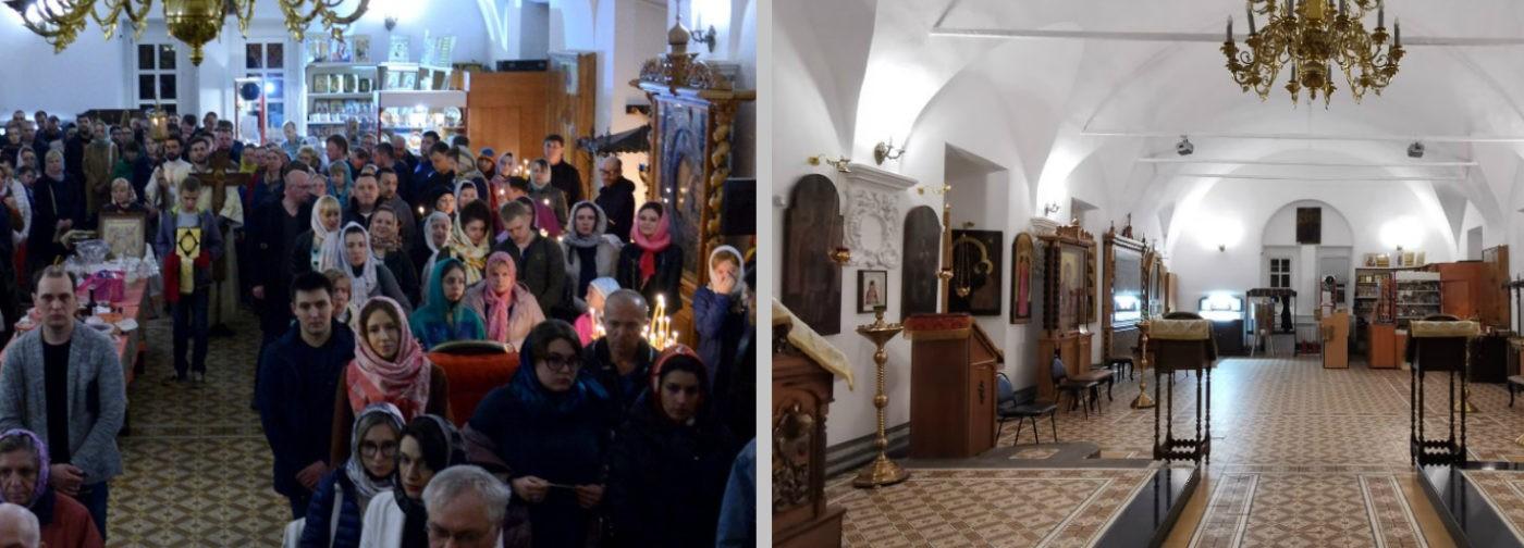 Пасха за закрытыми дверями. Священники — о Великом празднике и службах в пустых храмах