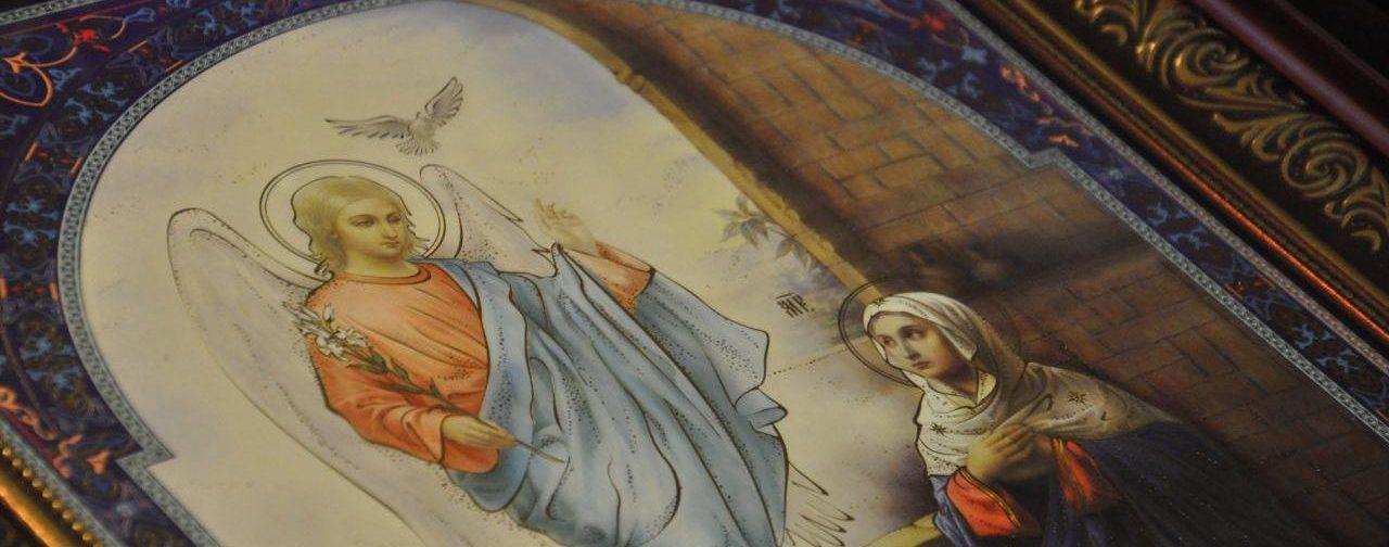 Благовещение — педагогика света. Как чудо становится узнаваемым