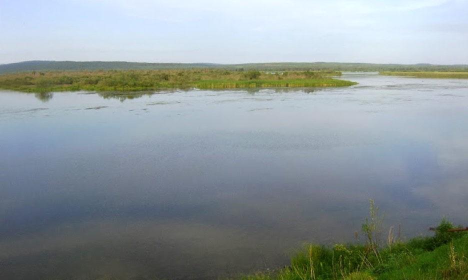 Родные места после затопления водохранилищем Богучанской ГЭС