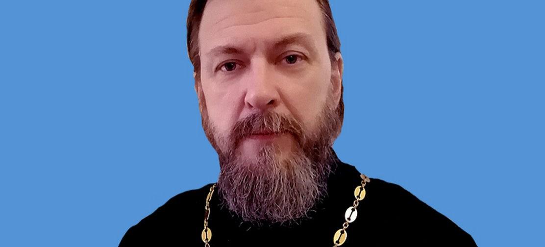 Прямой эфир со священником Антонием Сенько