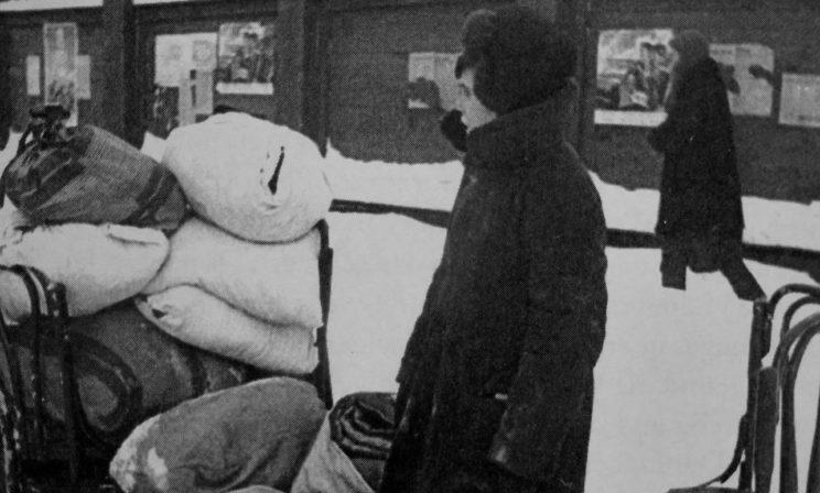 «Холод, обстрелы, постоянно хотелось есть». Как я пережила блокаду, эвакуацию и вернулась в Ленинград