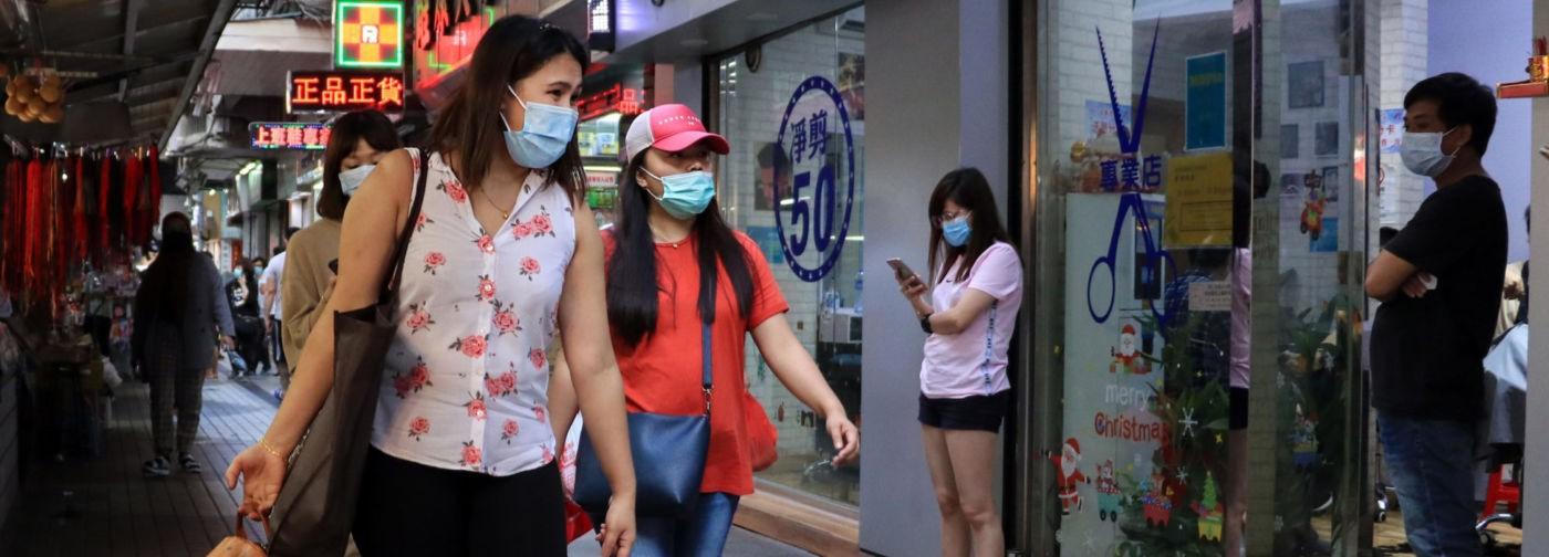 «А если маски с нами навсегда?» Как Китай борется с коронавирусом и выходит из карантина