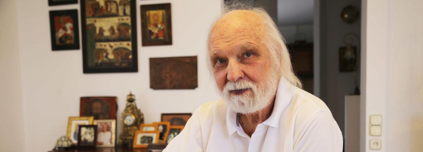 «Я родился в немецком плену». Об этом архитектор из Петербурга узнал через 50 лет