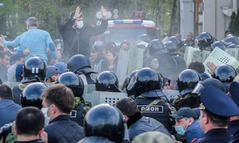 Жгут вышки и ходят без масок. Почему в Северной Осетии не верят в эпидемию