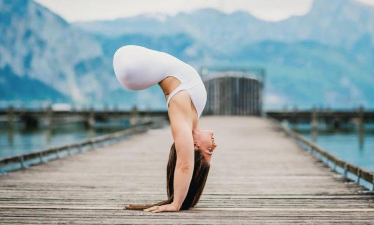 У меня нет ног, но я научилась летать. Как Джен стала воздушной гимнасткой и нашла родную сестру