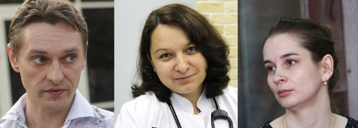 Элина Сушкевич, Елена Мисюрина и другие. Что происходит с фигурантами самых громких «дел врачей»