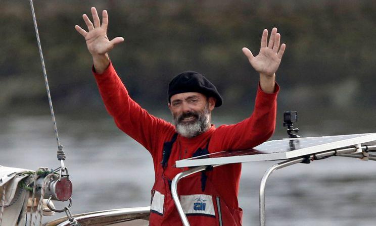 85 дней в океане. Сын переплыл Атлантику в одиночку, чтобы увидеть отца