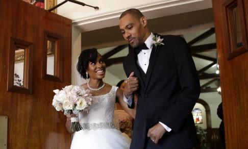 Она отказалась от Олимпиады, чтобы ухаживать за парализованным женихом. И на свадьбе он встал на ноги