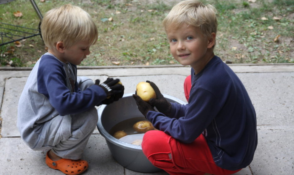 игры на свежем воздухе с детьми