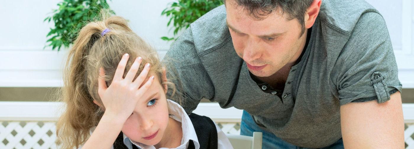 Как родители учат детей бояться трудностей