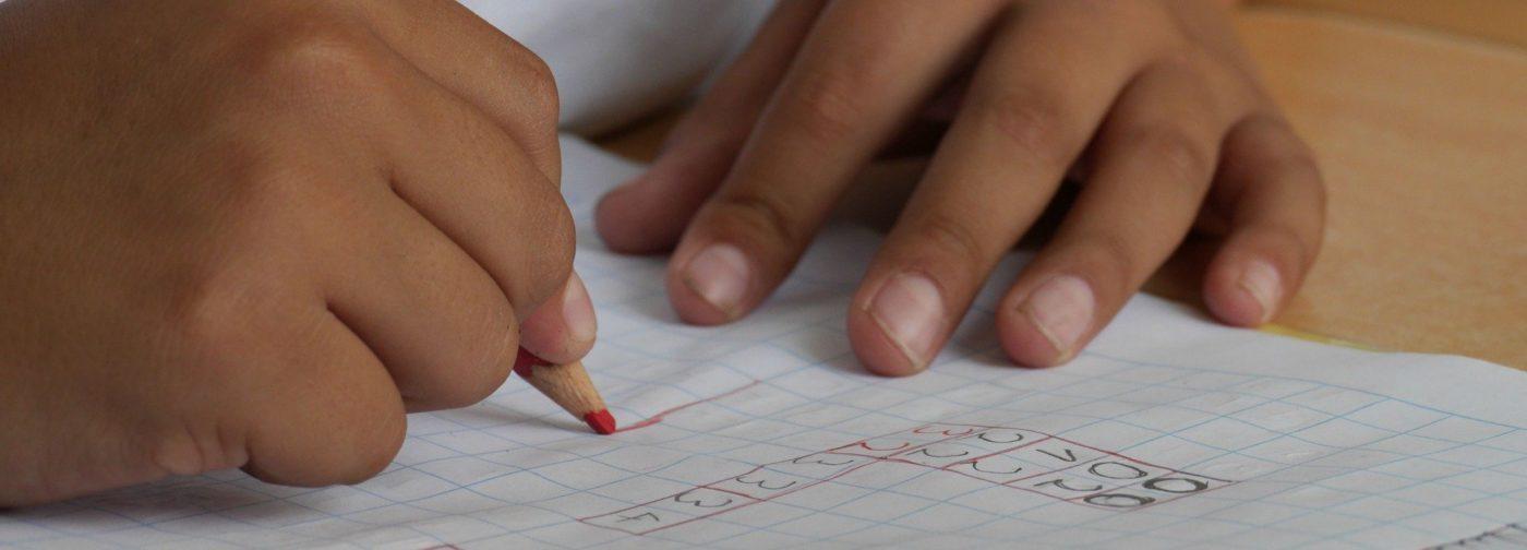 Как исправить почерк?