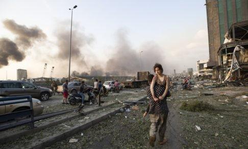 В Бейруте прогремел взрыв в порту, погибли 78 человек, ранены 4 тысячи. Что известно о катастрофе