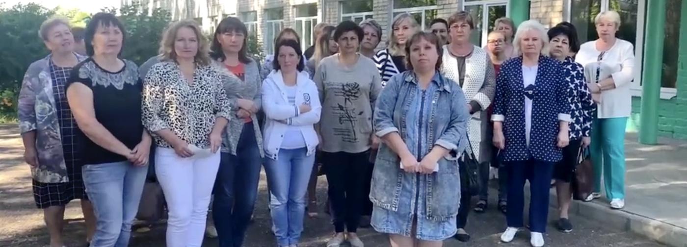 «Не устраивайте клоунаду», — сказал чиновник. Учителя ярославской школы уходят вслед за уволенным директором