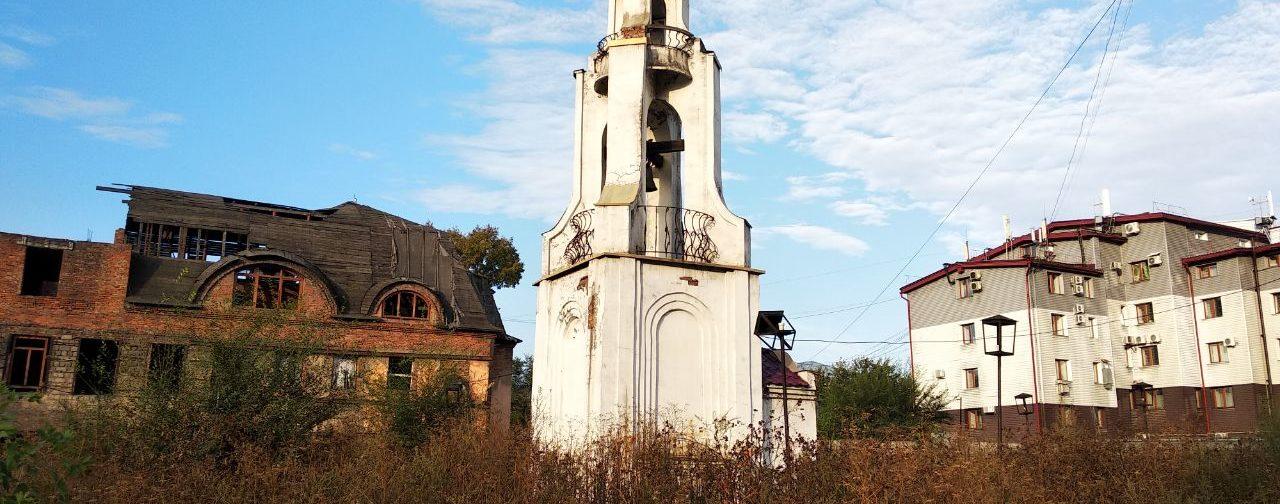 Вандалы разгромили часовню святой Варвары. Оказалось, она ничья — что будет дальше?