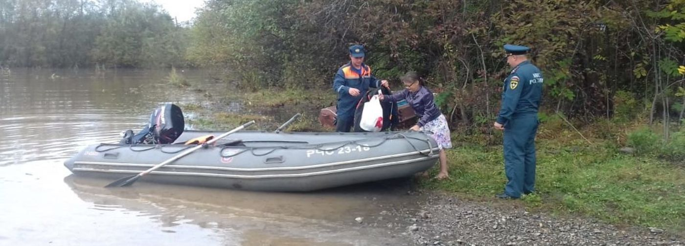Наводнение в Хабаровском крае. Что происходит