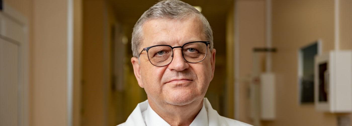 «Пациент вернулся из Европы, а мы уже 10 лет так не лечим!» Врач Владимир Мельниченко — о современной гематологии