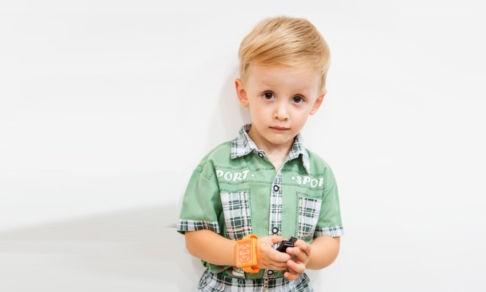 У Кирюши порок сердца, а на ногах и руках не хватает пальцев. Чем он болен, укажет только генетический тест