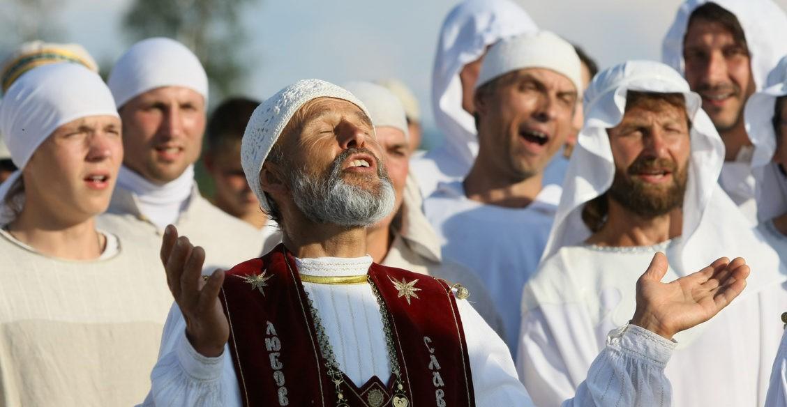 Слесарь из Минусинска назвал себя Виссарионом. Сектовед Андрей Солодков — о «Церкви последнего завета»