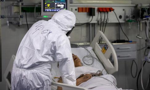 Дневник врача, который заболел ковидом