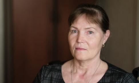 В реабилитации отказали из-за коронавируса. Но Валентина Владимировна может встать на ноги