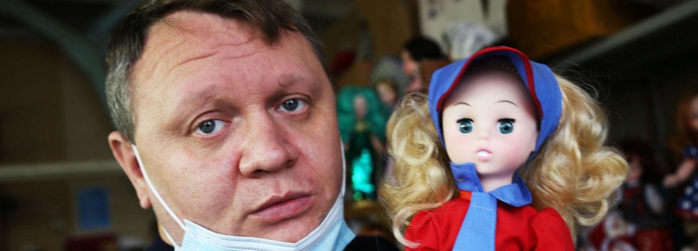 «Надо просто видеть глаза девочек!» Владелец фабрики игрушек — о том, как кукла становится другом