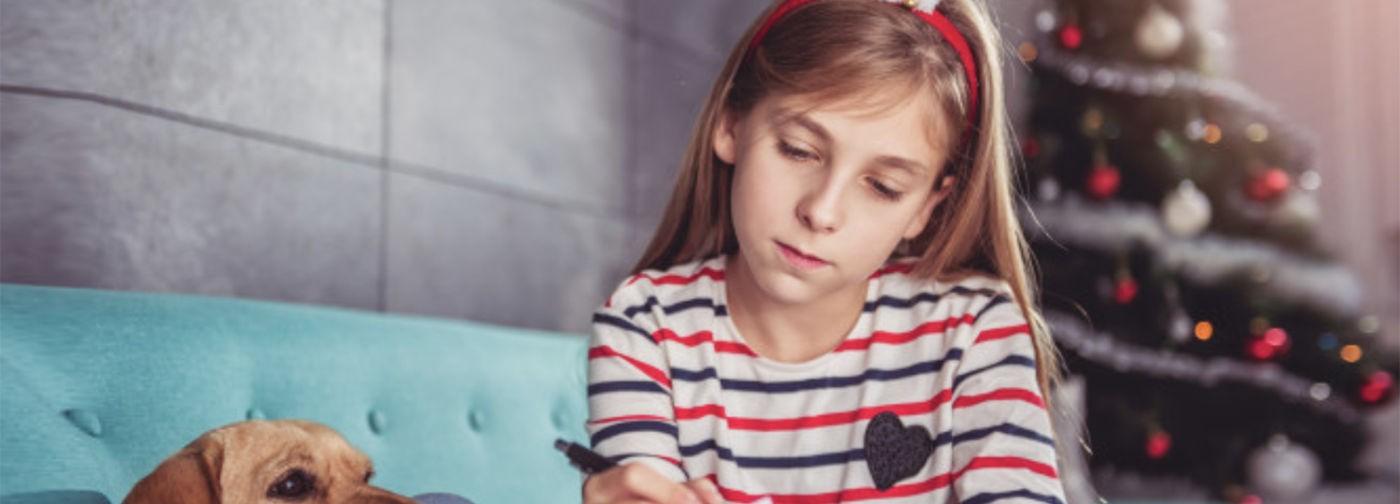 Ноутбук, маховик времени и австралийская ящерица от Деда Мороза. Дети распустились или правда верят в чудо?