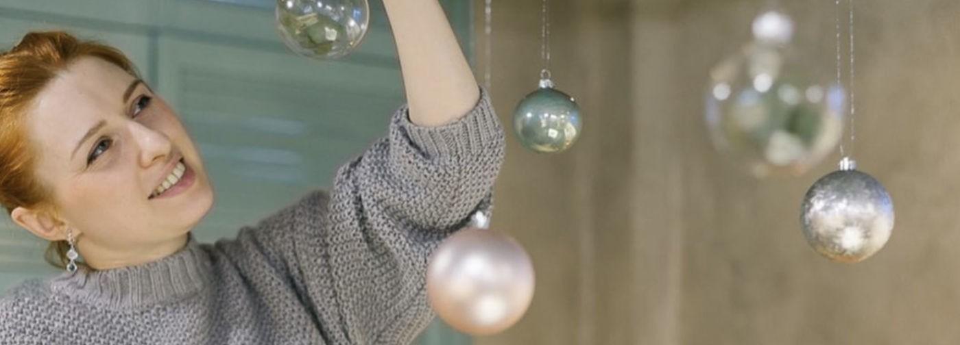 Как украсить дом к Новому году. Советует декоратор Тина Хабарова