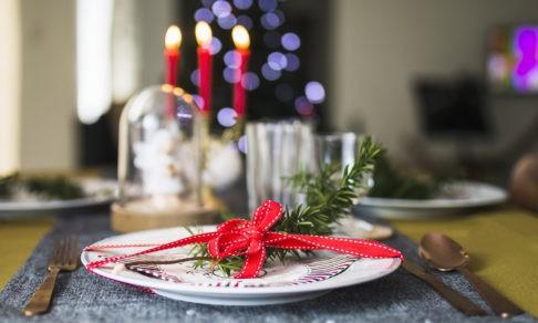 Новогодний стол в пост. 5 блюд от монахини Елизаветы (Сеньчуковой)