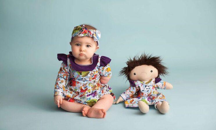 Кукла-друг: помочь ребенку принять себя и не бояться лечения