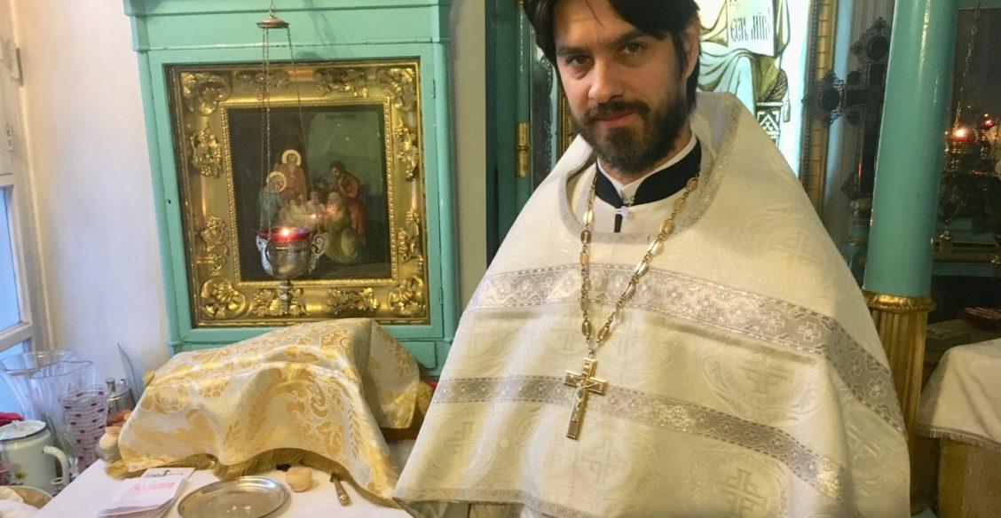 «Я стал диаконом в Рождество». Священник Владислав Мишин — о новой жизни и втором дне рождения